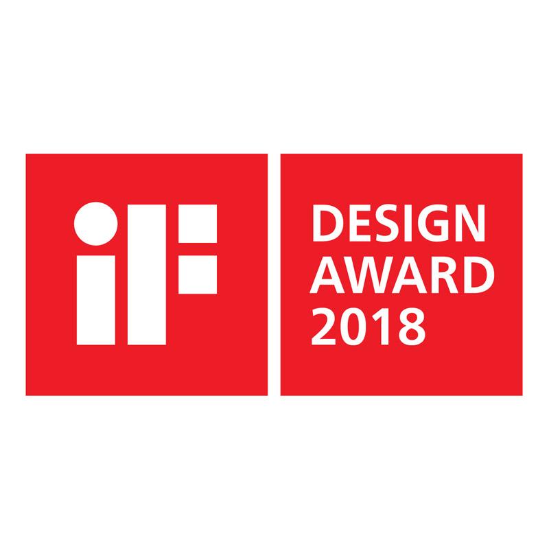 Logo If Design Award 2018: WE-EF: NEWS Design Awards 2018rh:weef.de,Design